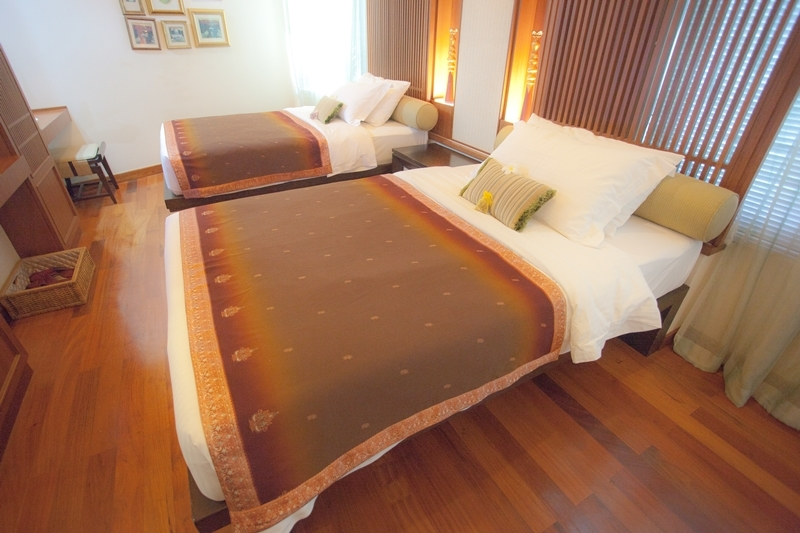 Tusita Wellness Resort Chumphon : Family Suite