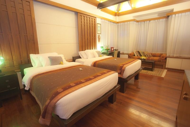 Tusita Wellness Resort Chumphon : Grand Deluxe Villa