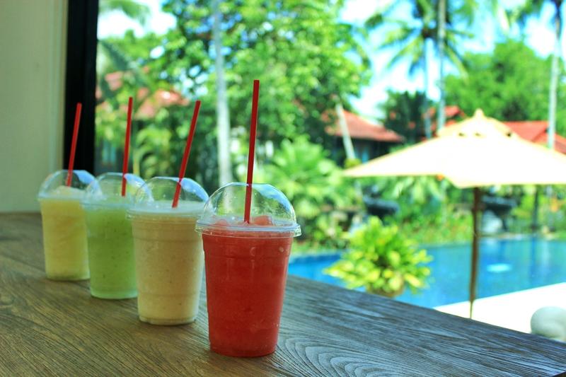 Tusita Wellness Resort Chumphon : Refreshments Café