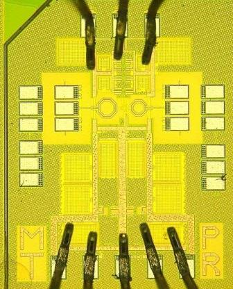 A 200 GHz downconverter in 90nm CMOS