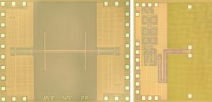 An FSK plastic waveguide communication link in 40nm CMOS
