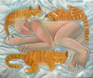"""""""Gwyn and Cats"""""""