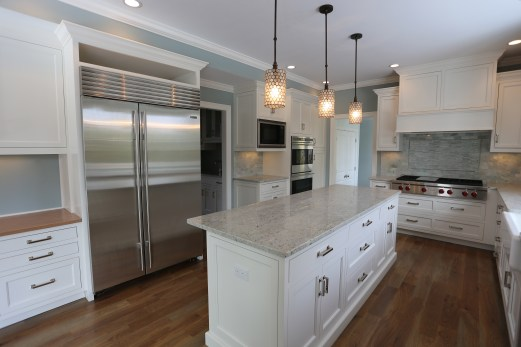Kitchen Home Renovation Project in Westport, CT