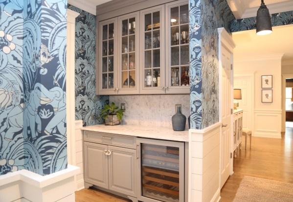 Cabinet Nook Area Interior Design