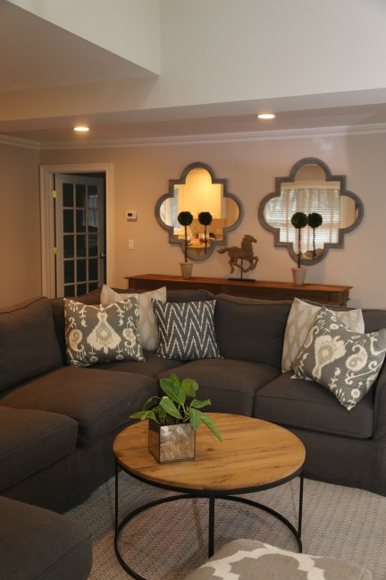 Living Room Decor from Our Furniture Store