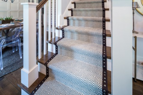 Stair & Caperting Interior Design in Fairfield, CT