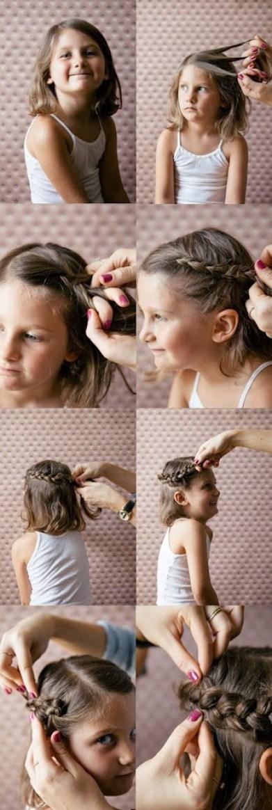 diadema para niñas