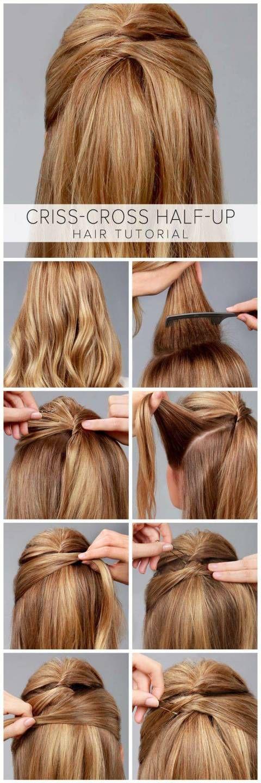 peinados cabello medio