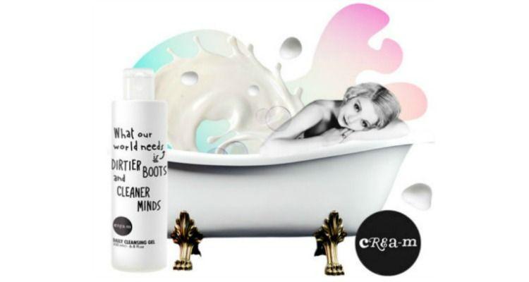 gel limpiador cream cosmetics