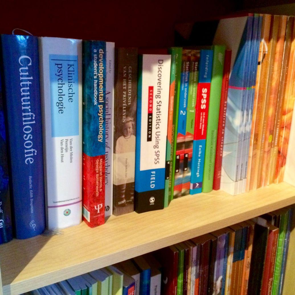 Mijn studieboek en ik