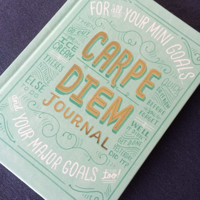 Carpe Diem Journal McDevitt