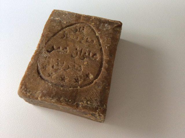Aleppo natuurlijke vaste zeep