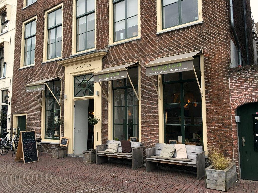 Groene hotspots in Leiden