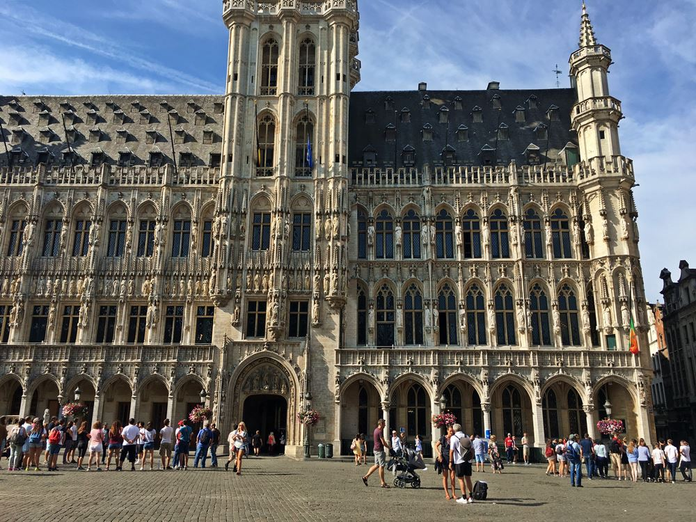 Groene hotspots in Brussel: verslag van een zussendag