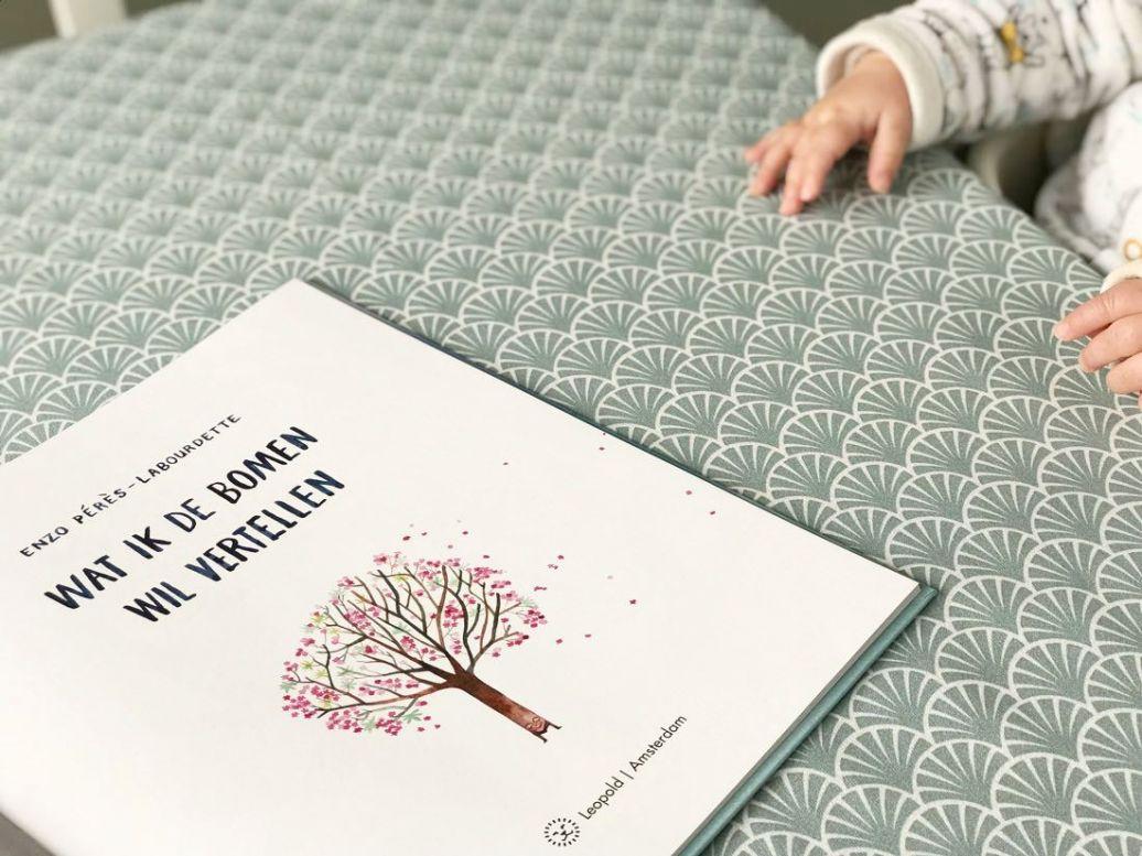 recensie Wat ik de bomen wil vertellen boek