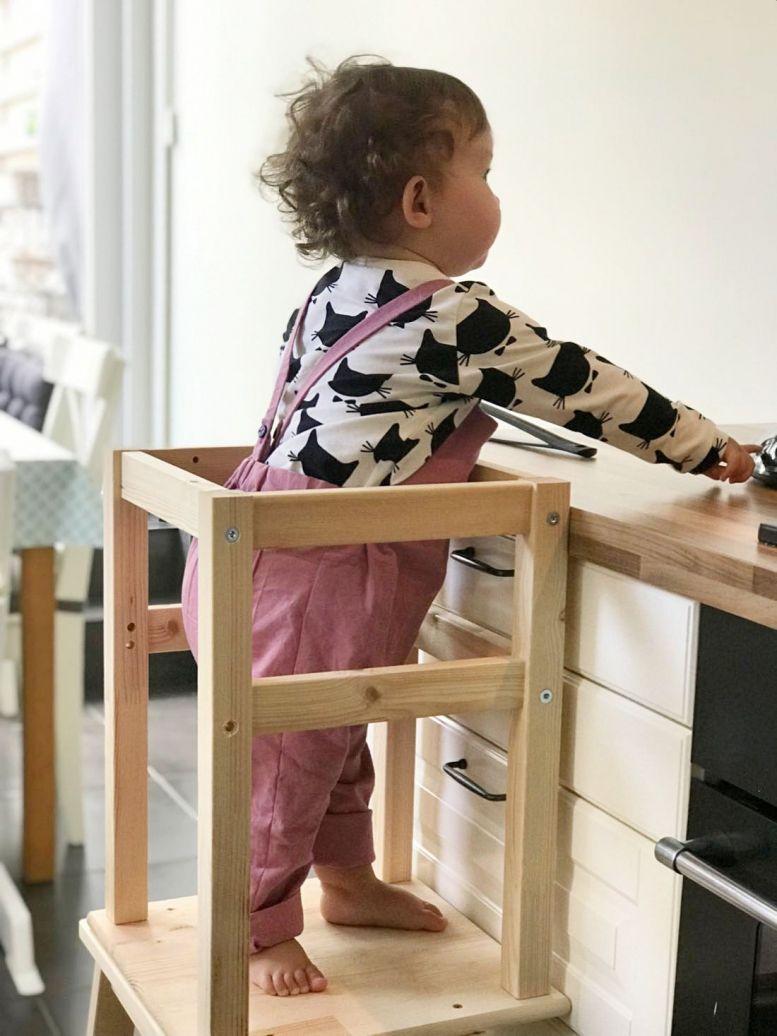 montessori leertoren zelf maken