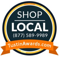 Shop local at Tustin Awards trophy shop