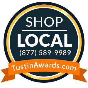 tustin awards shop local