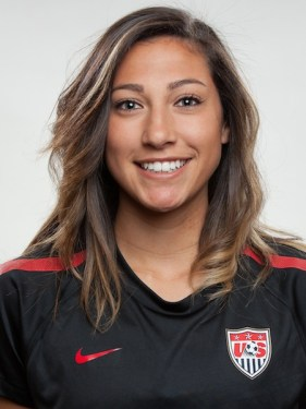 USA Women's National Team Portraits, Friday, Feb. 11, 2013