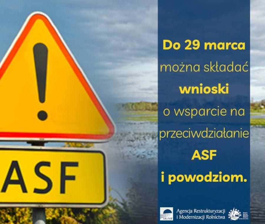 Wiecej Czasu Na Zlozenie Wniosku O Dofinansowanie Na Inwestycje Chroniace Przed ASF Lub Powodzia 900x763