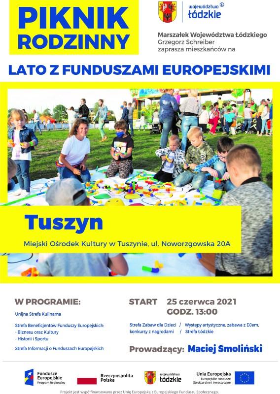 Pikniki Rodzinne 2021 Tuszyn 568x800