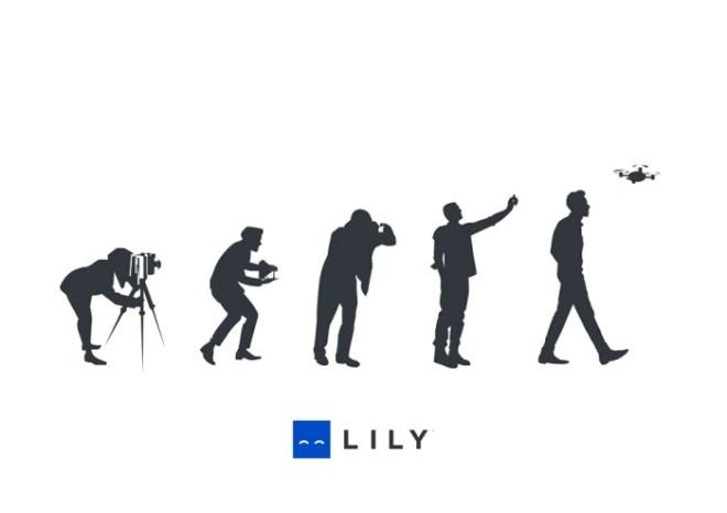 Η Πρώτη Ιπτάμενη Κάμερα Throw And Go - Lily