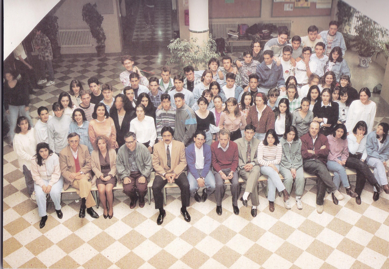 COU A+B (curso 1994-1995)