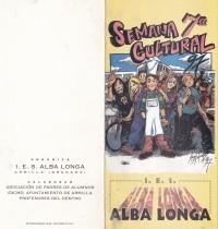 VII Semana Cultural (curso 1996-1997)