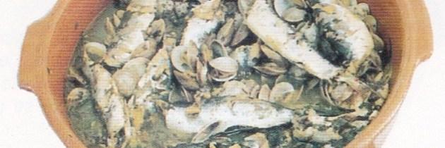 PLATOS FUERTES: Recetas del II Certamen de Gastronomía Tradicional (curso 1994-1995)
