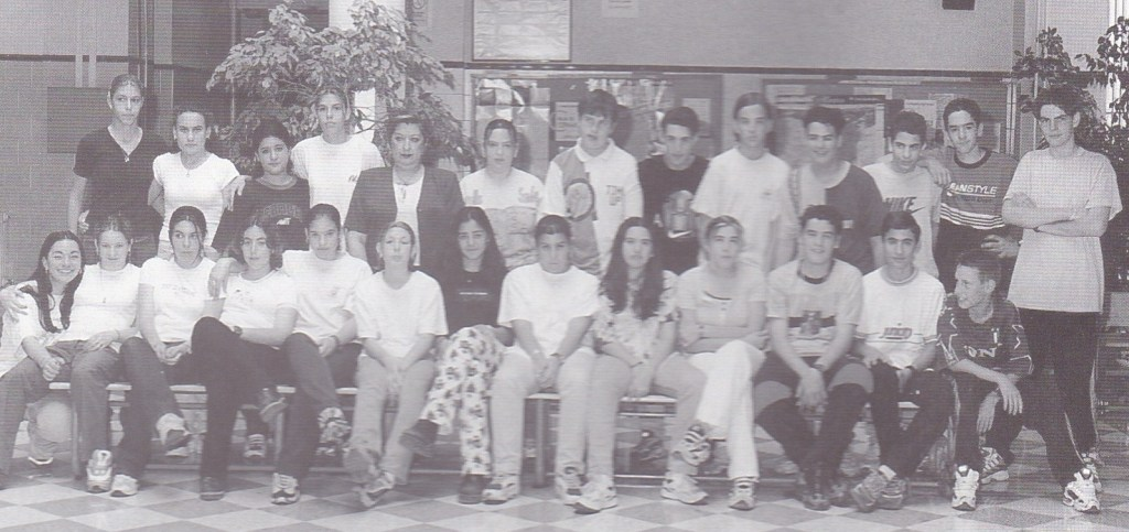 3ESO D CURSO 1998-99