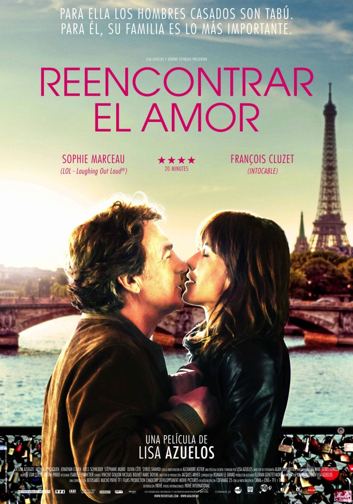 El cartel de la película en su versión española.
