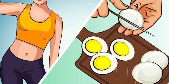 Yumurta diyeti ile zayıflama