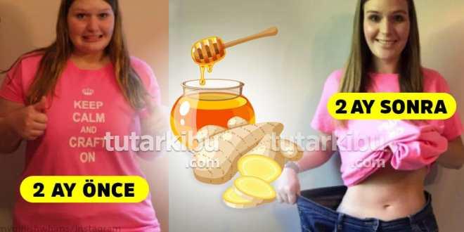 Ballı Zencefil Çayı ile Zayıflama