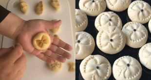 Kelebek kurabiye tarifi