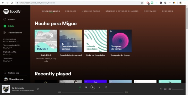 spotify premium gratis pc