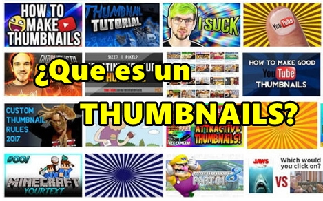 thumbnails movil