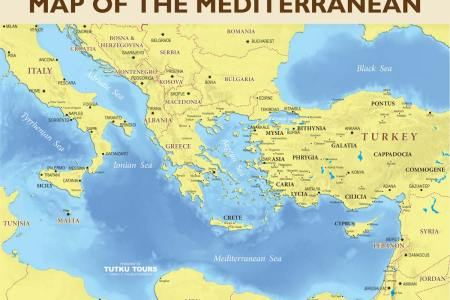 map mediterranean ancient » 4K Pictures | 4K Pictures [Full HQ ...