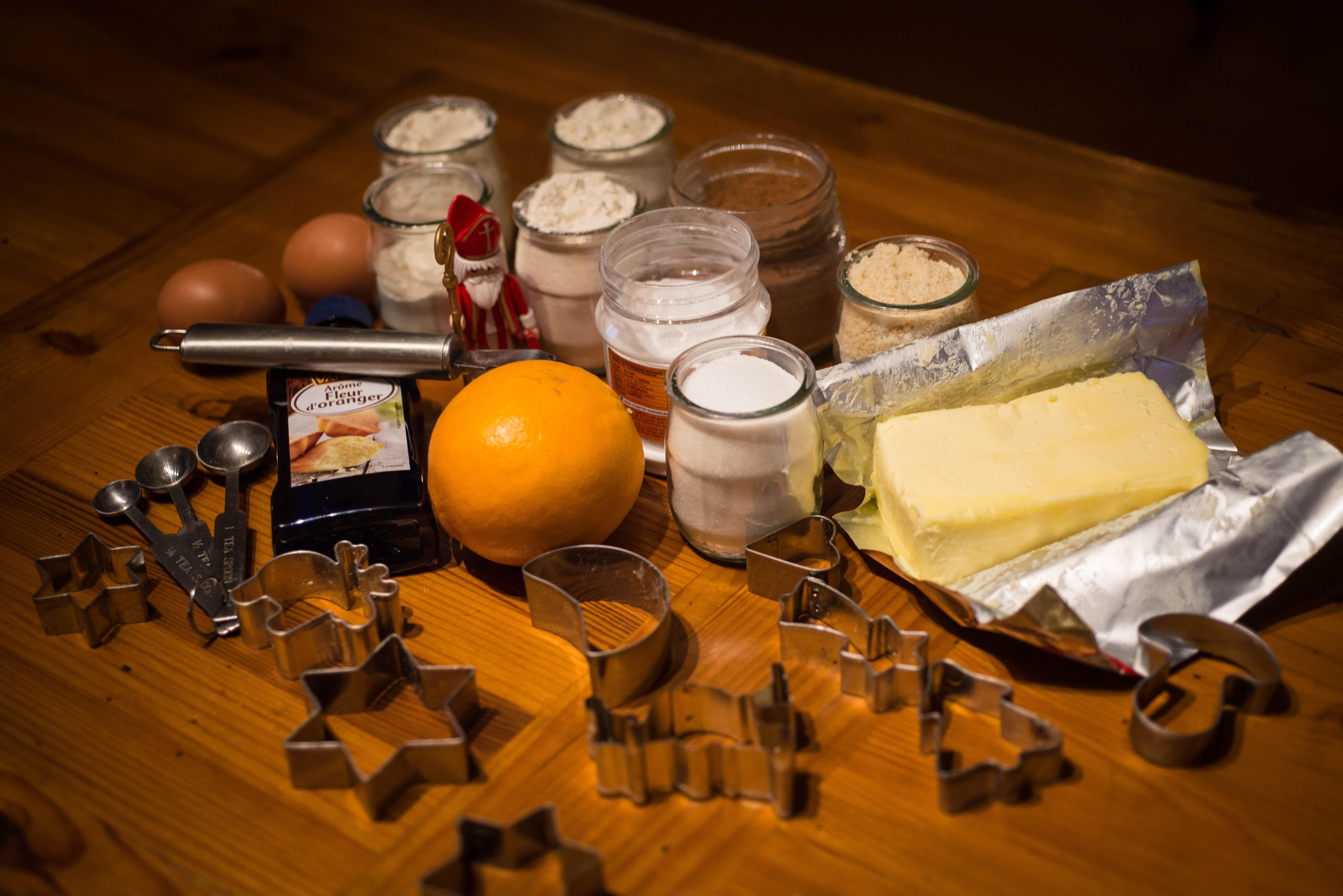 ingrédients-sablés-amandes