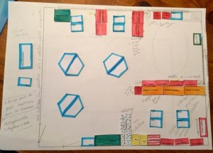 plan de ma classe