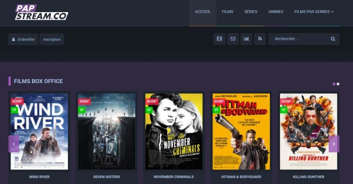 Le Site de Streaming PapStream !