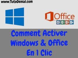 Comment Cracker / Activer Windows et Office : KMS Auto Net