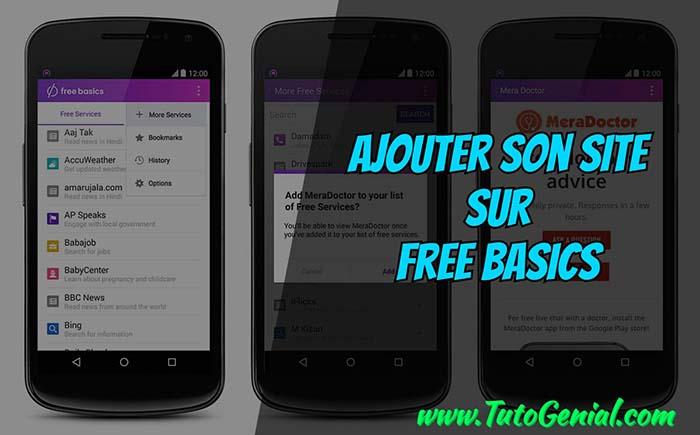 Comment Ajouter Son Site-Web Sur Free Basics Facilement   - TutoGenial 0b1921e5a4c