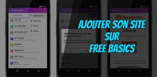 Comment Ajouter son Site-web sur Free Basics ?