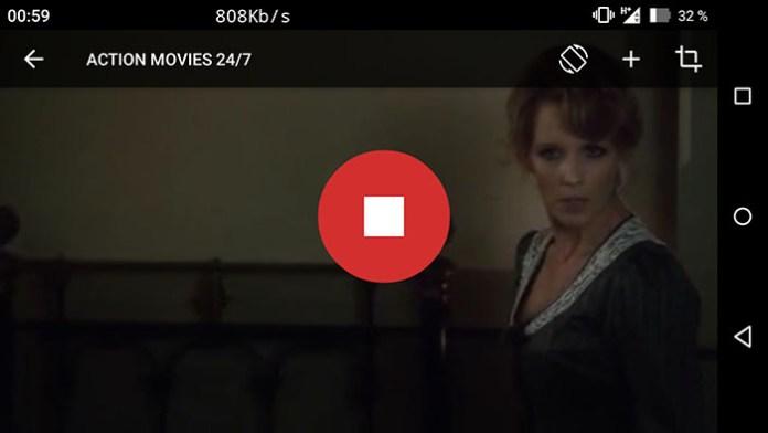 Mobdro Film d'action - Applications IPTV gratuites