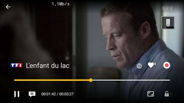 Molotov - IPTV pour Android