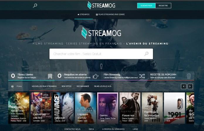 Mon Avis sur le site Streamog !