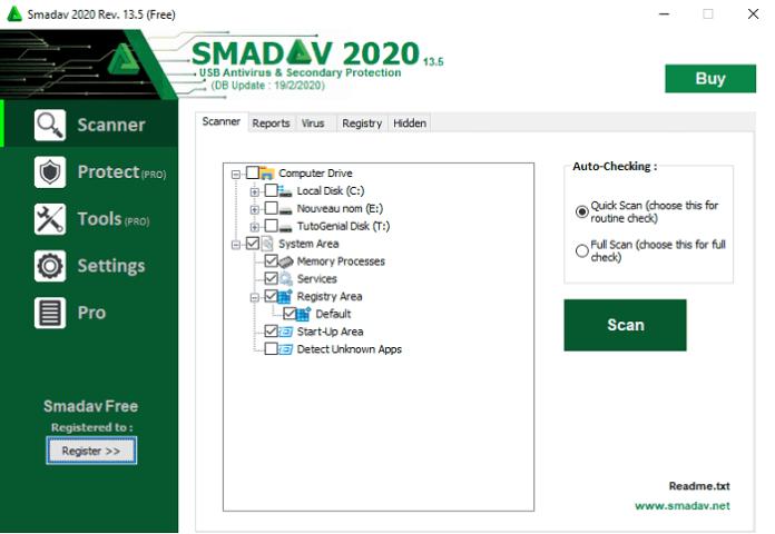 Télécharger Smadav Gratuit pour Windows – Setup Smadav