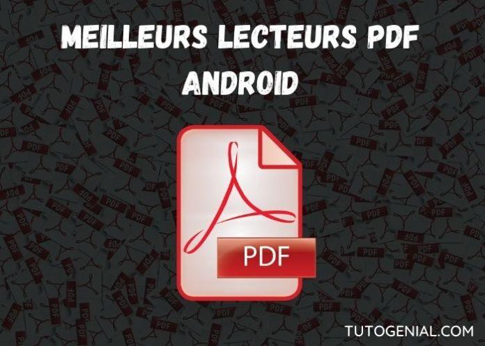 Top 5 meilleurs lecteurs PDF gratuits pour Android