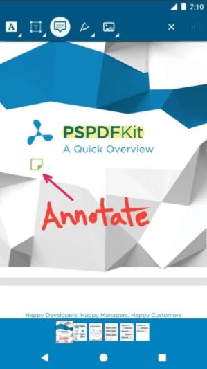 Télécharger PDF Viewer pour Android