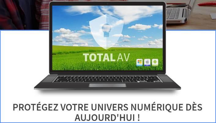 Total AV, le meilleur antivirus gratuit 2018